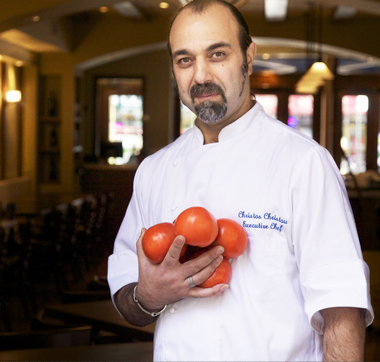 Chef Christos Christou